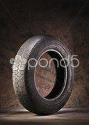Old Tire Kuvituskuvat