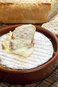 Cheese fondue Stock Photos
