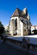 Chapel of Saint Michael, Kosice, Slovakia Stock Photos