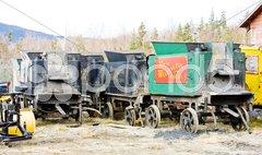 Mount Washington Cog Railway, Bretton Woods, New Hampshire, USA Kuvituskuvat