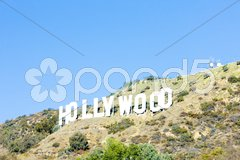 Hollywood Sign, Los Angeles, California, USA Kuvituskuvat