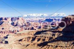Canyonlands National Park, Utah, USA Stock Photos