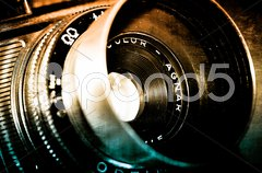 VIEW LENS Stock Photos