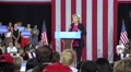 Hillary Clinton Talks About Stronger Together Book Tampa USF Rally 09-06-2016 4k or 4k+ Resolution