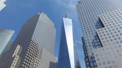 World Trade Center Stands Tall Stock Footage