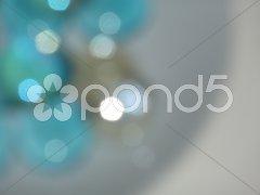 Blue and white blur closeup Stock Photos