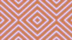 4K Vj Loop Geometric Background Live Visual Stock Footage