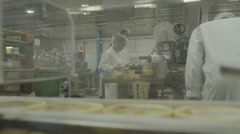 4K, Pharmaceutical and cosmetics manufacturing facility Stock Footage