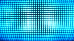 4K Grid Vivid Colorful Led Light Effects 1 Stock Footage