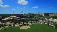 Charlotte Baseball Stadium Arkistovideo