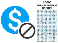 Free of Charge Icon with 1000 Medical Business Icons Piirros