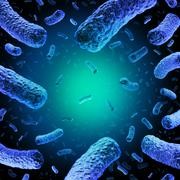 Listeria Medical Concept Stock Illustration