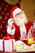 Christmas preparation Stock Photos