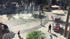 LOS ANGELES - September 2016: Hollywood Highland Stock Footage