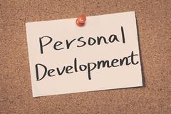 Personal Development Stock Illustration