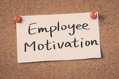 Employee Motivation Stock Illustration