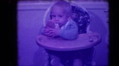 1942: a child is seen COTTONWOOD, ARIZONA Stock Footage