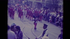 1974: the mouse on main street WALT DISNEY WORLD, FLORIDA Stock Footage