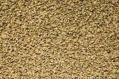Textured floor with aggregate chip surface Stock Photos
