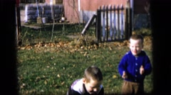 1964: brotherly love CAMDEN, NEW JERSEY Stock Footage
