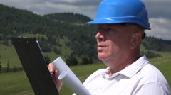 Building Designer with some Plans Write on Clipboard Pages Correct Parameters.  Stock Footage