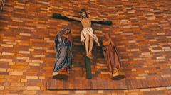 Crucifix In The Catholic Church Arkistovideo