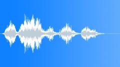 Car braking skid 4 Sound Effect
