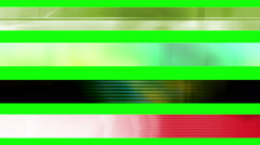 Lower third fifteen GBS Green Screen L3rds Stock Footage