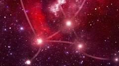 "Constellation ""Saggitarius"" Stock Footage"