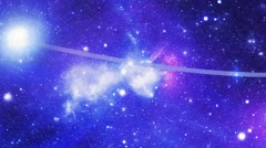 Constellation Pictor (Pic) Stock Footage