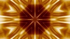 Kaleidoscope Abstract Disco Dance Lights Background, Loop, 4k Stock Footage