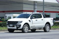 Private Pickup car, Ford Ranger. Stock Photos