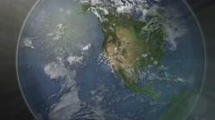 My EarthZoom Template Kuvapankki erikoistehosteet
