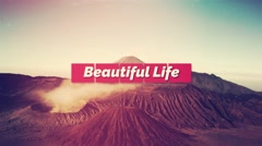 Beautiful Life Stock After Effects