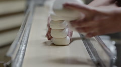 Machine for the Manufacture of Soap.  Stock Footage