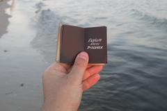 Explore Dream Discover - travel the world concept Stock Photos