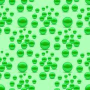 Fresh Natural Green Peas Stock Illustration