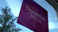Optimize More With Clouds Stock Footage