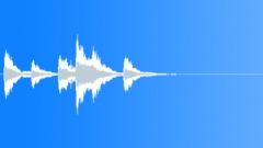 Solo Piano Sound Fx For Transitioning Äänitehoste