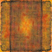 Old color grunge vintage weathered background abstract antique texture Stock Illustration