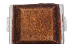 Above View Neglected Rusty Grungy Decayed  Rusted Metal Tray Stock Photos