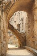 Amphitheater Ruin Stock Photos
