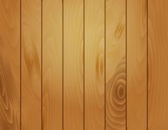 Vector wooden boards Stock Illustration