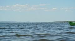 Kayaking Retreat Stock Footage
