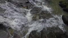 Bali Indonesia Waterfall Stock Footage