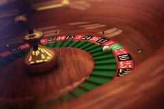 Roulette Detail Stock Illustration