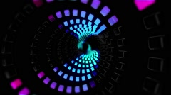UltraTunnel Backgrounds VJ Loops Pack Stock Footage