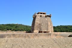 Arkadi Monastery architecture detail Stock Photos