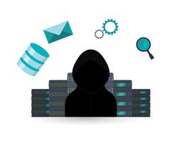 Cyber security system and media design Piirros
