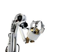 CG robot arm Stock Illustration